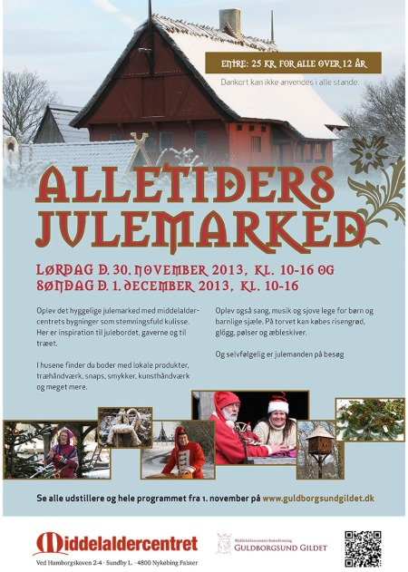 Alletiders Julemarked